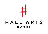 HALL Arts Hotel Logo